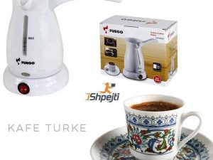 FUEGO TURKISH COFFEE MAKER: