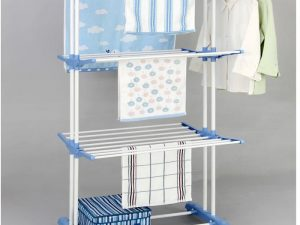 THREE LAYERS CLOTHES DRYER: