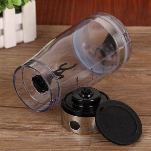vortex protein shaker