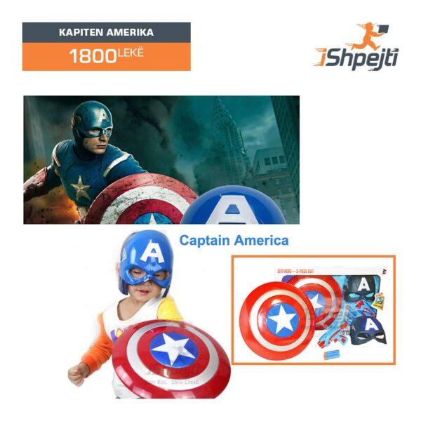 Veshja Kapiten Amerika