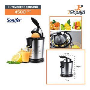 Shtrydhëse Frutash Sonifer 160w