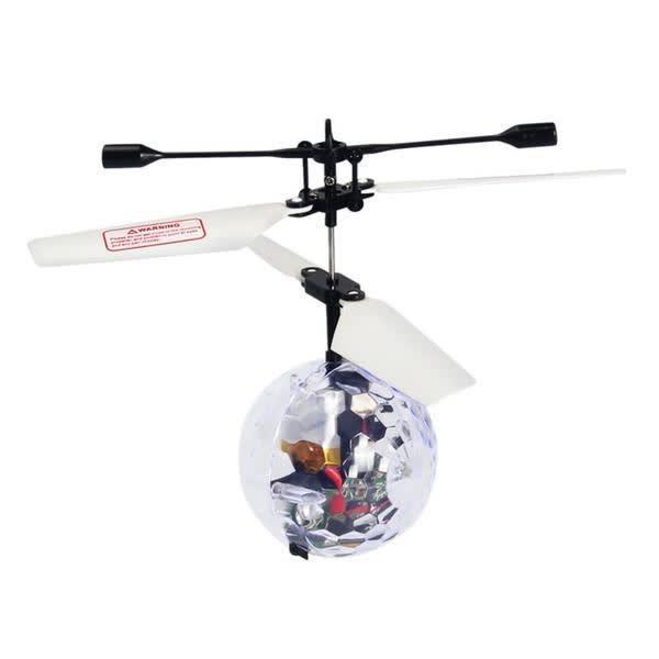 Dron Fluturuse Ne Forme Topi