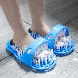 Pantofla scrub me shkume