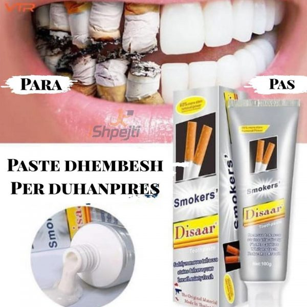Paste Dhembesh Per DuhanPiresit