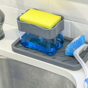 Mbajtese Sfungjeri Dhe Detergjenti