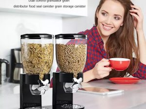 Dispenser Per Drithrat Dhe Cornflakes