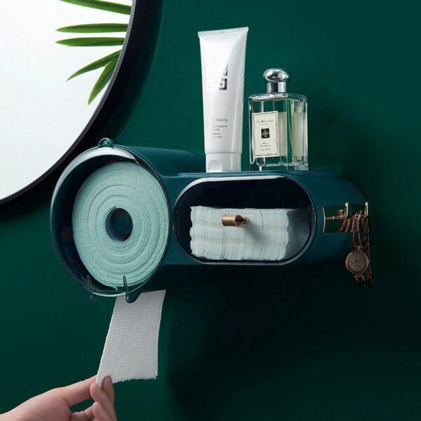 Mbajtese elegante per ne tualetin tuaj!