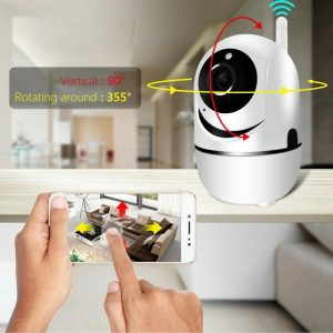 Wireless 720P IP Camera